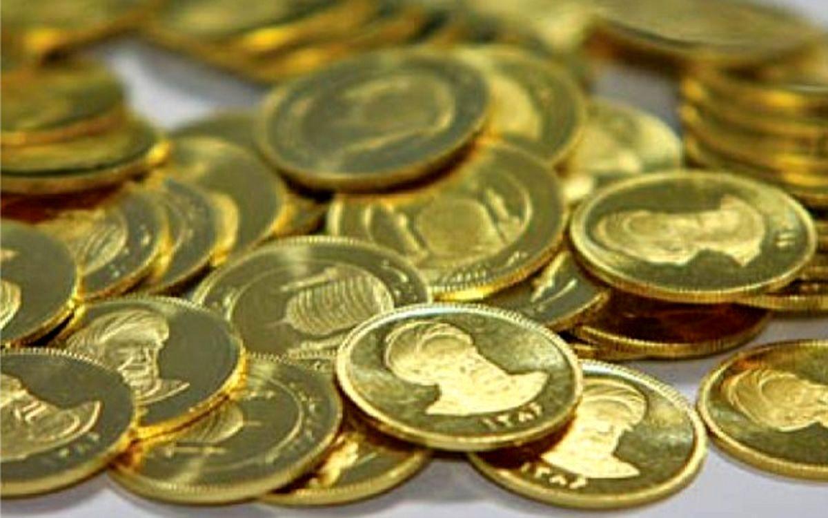 سکه 11 میلیون و ٣٠٠ هزار شد