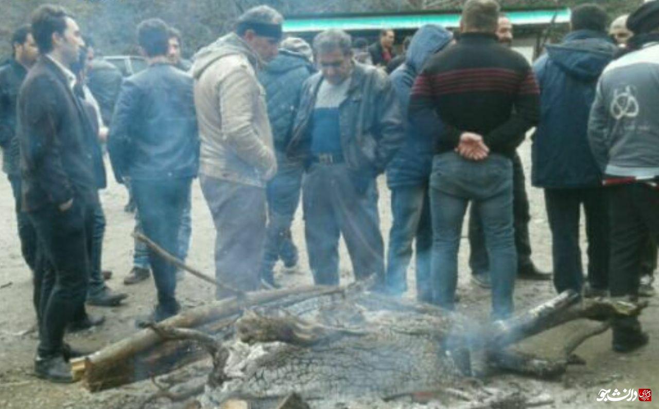اعتصاب کارگران سد شفارود به دلیل عدم پرداخت 6 ماهه حقوق و بیمه/ تغییر پیمانکاران نشان از عدم هماهنگی مسئولان دارد