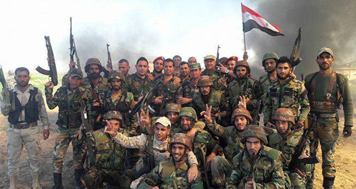 ارتش سوریه منطقه «حجیله» و تپه «مشرفه» را آزاد کرد