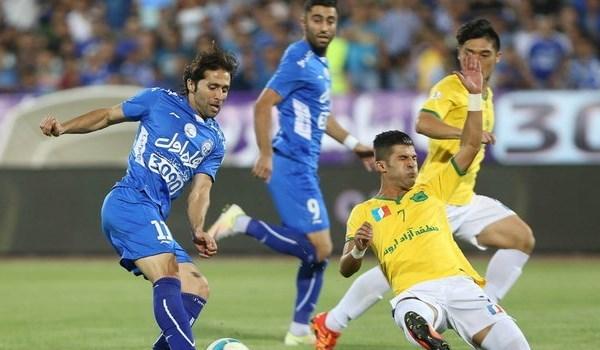 ساعت بازی نفت آبادان و استقلال در جام حذفی تغییر کرد