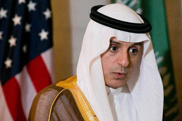 الجبیر: اجازه نخواهیم داد یمن به دست ایران و حزب الله بیفتد