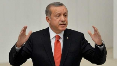اردوغان: با کمک معارضان سوری به عفرین یورش می بریم