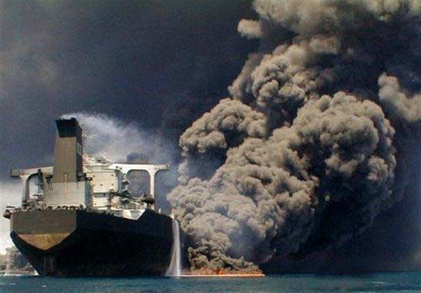 بزرگترین فاجعه در ۲۵ سال گذشته/ بدترین اتفاق، غرق شدن نفتکش ایرانی بود