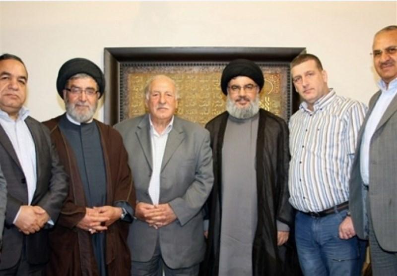برای همکاری با هرگونه طرح مقاومتی در راه فلسطین آماده ایم