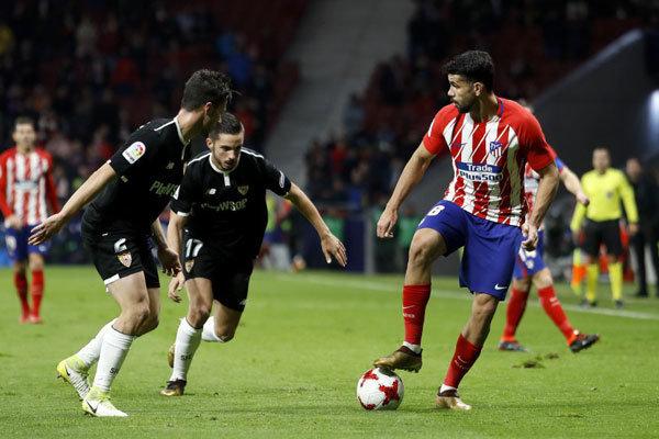 اتلتیکو مادرید بازی برده را به سویا باخت/ پیروزی خانگی والنسیا