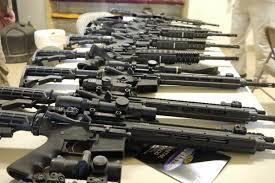 چهار کشور عربی، بزرگترین واردکنندگان اسلحه از آمریکا