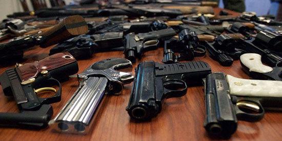 بلومبرگ: سرقت اسلحه در آمریکا فراگیر شده