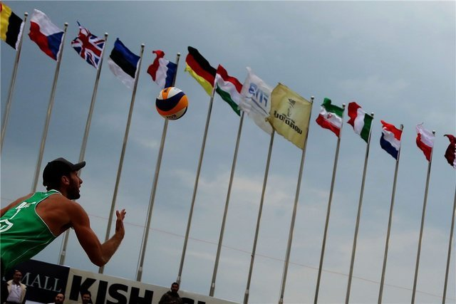 صعود ساحلی بازان ایران به رده ۴۳ برترین تیم های جهان