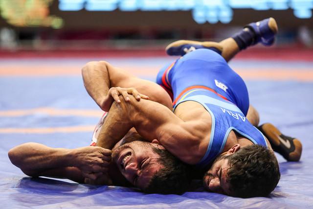ترکیب تیم های هند و روسیه برای جام تختی