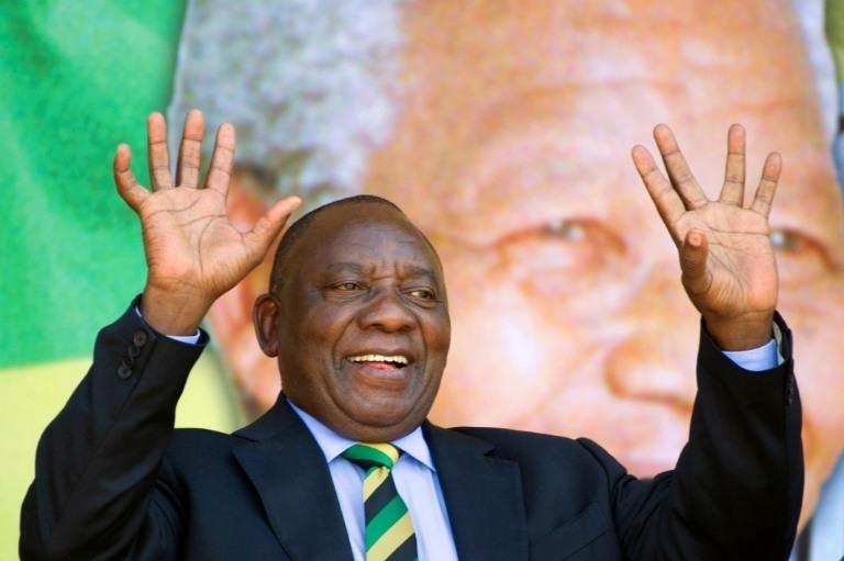 «سیریل رامافوزا» رئیس جمهور آفریقای جنوبی شد