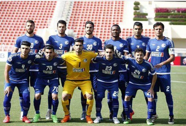 اعتصاب بازیکنان استقلال خوزستان پس از جلسه با مدیرعامل