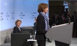 وزرای دفاع آلمان و فرانسه کنفرانس مونیخ را افتتاح کردند