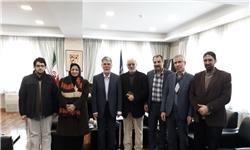 کارگروه بزرگداشت چهلمین سالگرد انقلاب اسلامی با وزیر ارشاد دیدار کردند