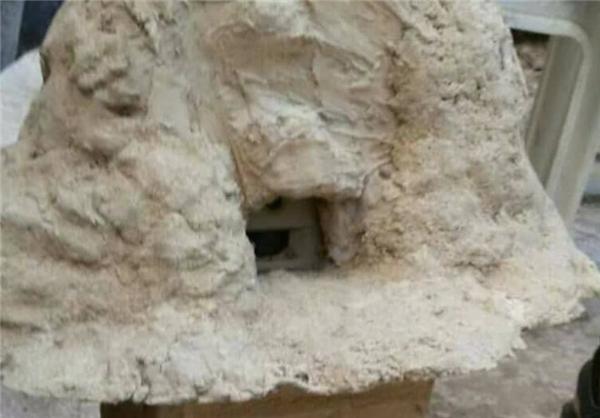 دوربین  جاسوسی رژیم صهیونیستی در نوار غزه کشف شد +تصویر
