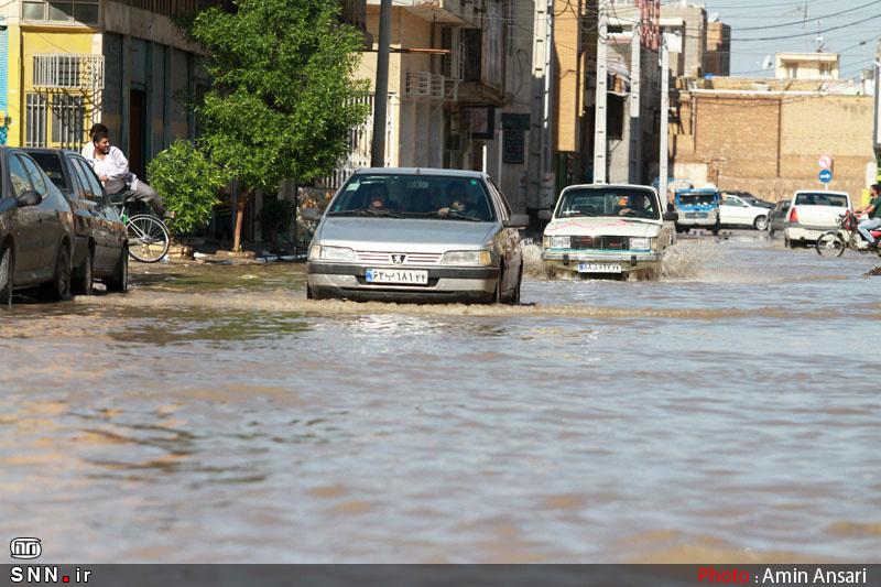 هشدار   سیلابی شدن مسیل ها و طغیان رودخانه ها/ بارش   باران و برف در مناطق غربی کشور از فردا
