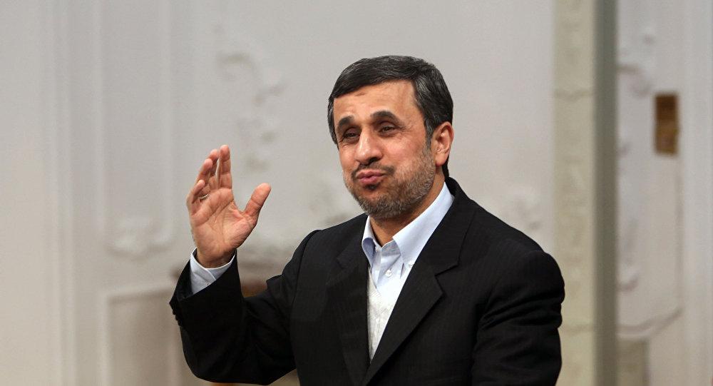 احمدی نژاد از همراهی با جماعت ضدانقلاب به دنبال چیست؟/  گزارش یک انحطاط!