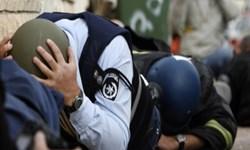 آژیر های خطر حمله راکتی در سرزمین های اشغالی به صدا درآمد