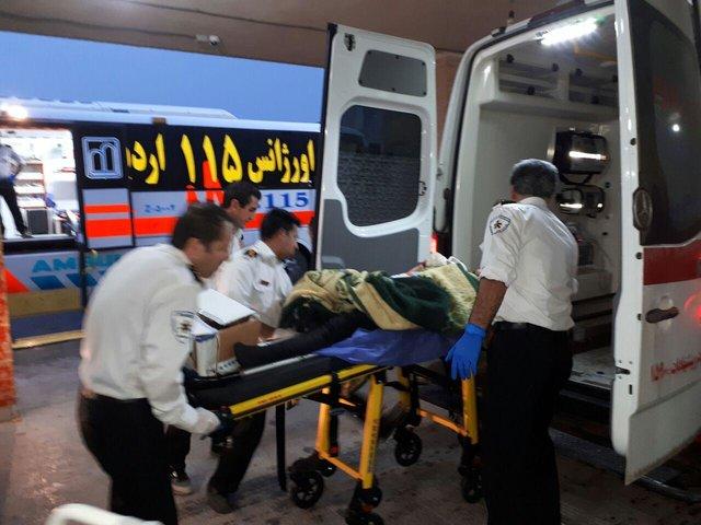 واژگونی اتوبوس در محور تبریز – زنجان/ 4کشته و 24 مصدوم