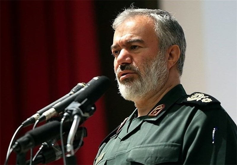 درماندگی آمریکا و اسرائیل در برابر ملت ایران دلیل حقانیت و اقتدار ما است