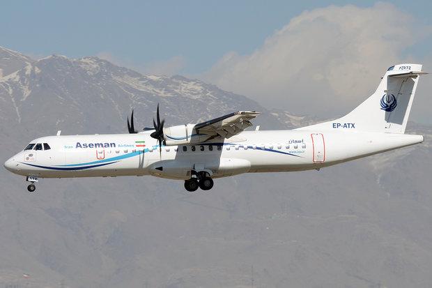 آماده باش تیم های بحران ۴ استان در پی سقوط هواپیمای مسافربری