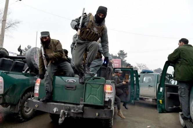 ۶۵ عضو طالبان در افغانستان تسلیم شدند
