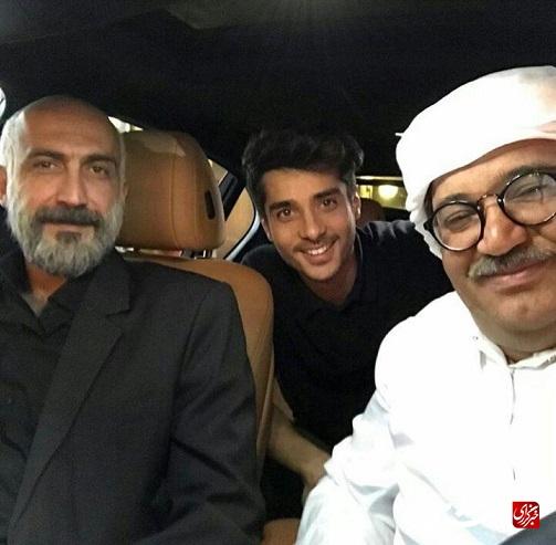 اقدام هماهنگ «لاتاری» ها با انتشار تصویری دیده نشده در قطر + عکس