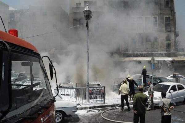 ۱۲ کشته و زخمی براثر انفجار خودروی بمب گذاری شده در القامشلی سوریه