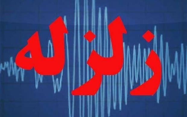 زلزله ۳.۵ ریشتری رامسر را لرزاند