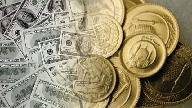 دلار باز هم ارزان شد/ سکه زیر ۱ میلیون و ۵۰۰ قرار گرفت