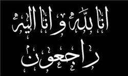 مراسم ختم محمد توکلی برگزار شد