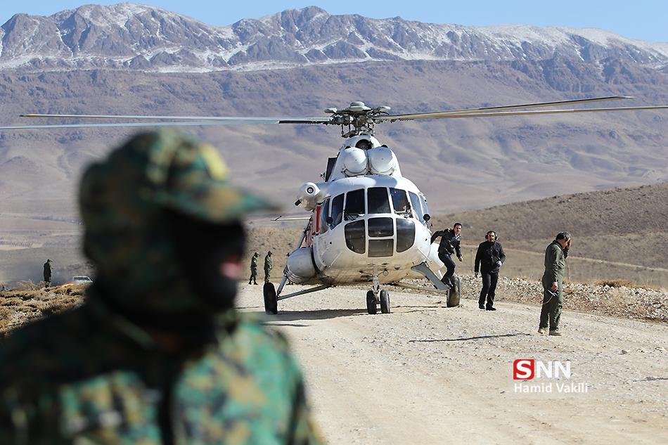 اعزام سه فروند پهباد مهاجر ۲ نزاجا برای تفحص هواپیمای مفقود شده/ اعزام تکاوران کلاه سبز تیپ ۶۵ نوهد به منطقه سقوط هواپیما