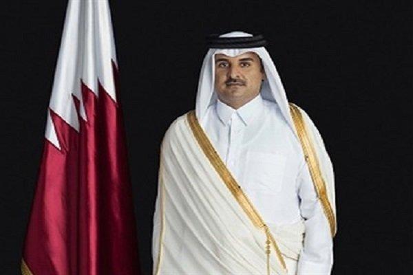 امیر قطر با مقامات اتحادیه اروپا و ناتو دیدار کرد