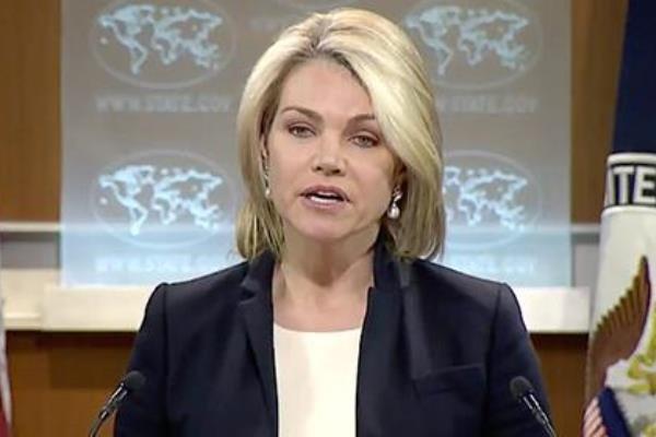 آمریکا از مشارکت سایرک شور ها در مذاکرات صلح خاورمیانه حمایت می کند!