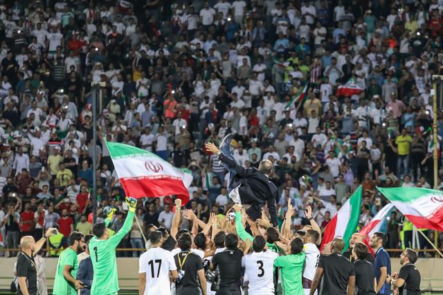 زمان بدرقه  تیم ملی فوتبال مشخص شد