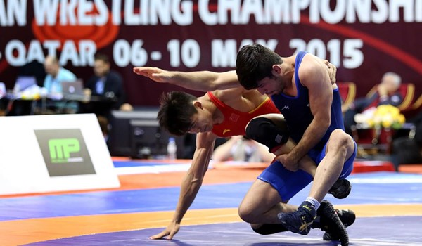 رقابت های کشتی قهرمانی آسیا - قرقیزستان/ برنامه مسابقات اعلام شد