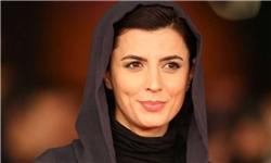 حمایت خانم بازیگر از آشوبگران ایران