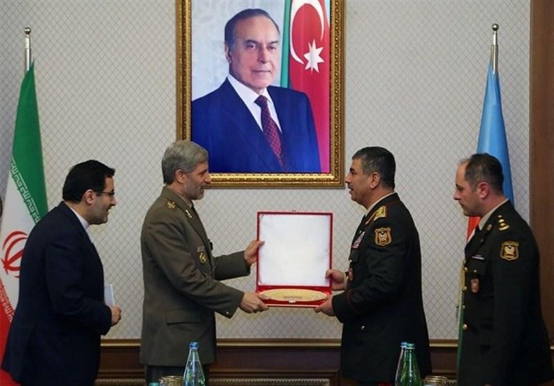 ایران امنیت و ثبات جمهوری آذربایجان را امنیت خود می داند