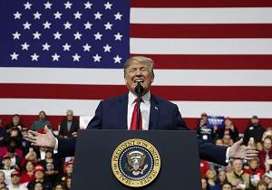 گاف جدید ترامپ درباره زنان