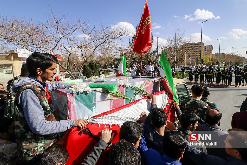 صفرزاده: شهدا خط راه را به دانشجویان نشان میدهند / انتظاری که برای دانشجویان به پایان رسید...