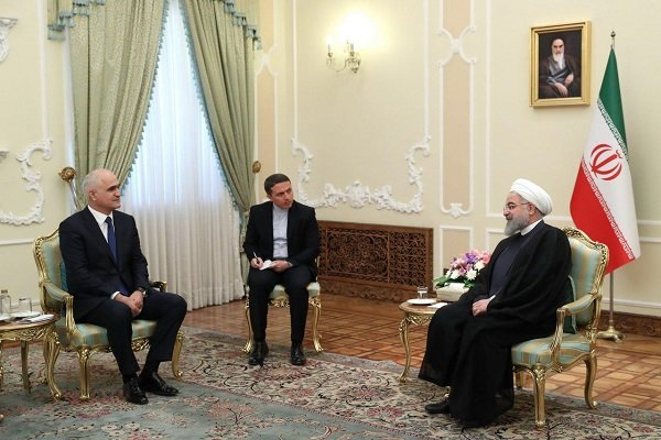 ایران و آذربایجان می توانند به شاه راهی برای اتصال مناطق آسیا و آفریقا به شمال اروپا تبدیل شون.