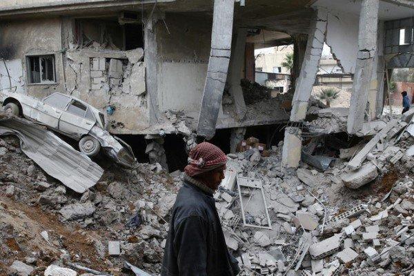 تمدید ۴۸ ساعته آتش بس «دوما» در غوطه شرقی