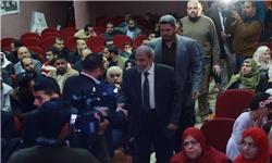 چهارمین دوره جشنواره عمار در غزه با پیام پدر شهید احمدی روشن افتتاح شد