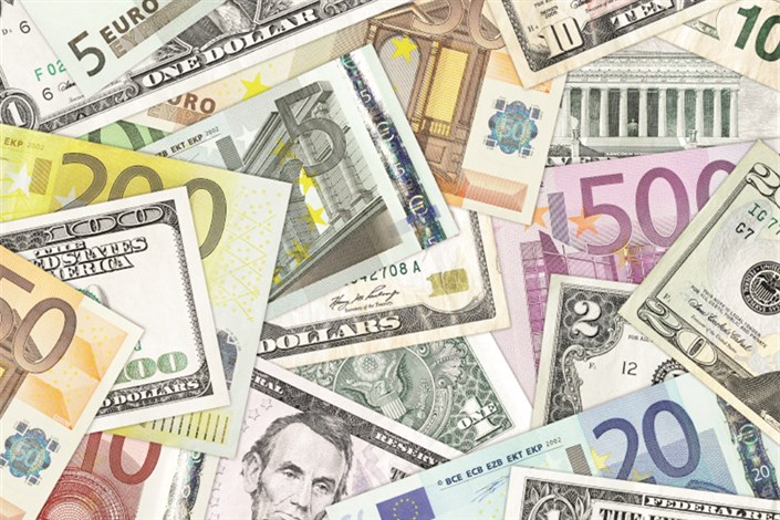 کاهش ۱۵۹ ریالی یورو در نرخ مبادله ای