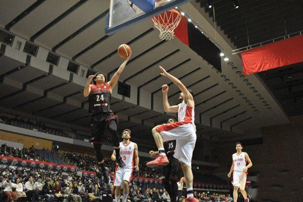 تیم ملی بسکتبال ایران مقابل قزاقستان صاحب برتری شد