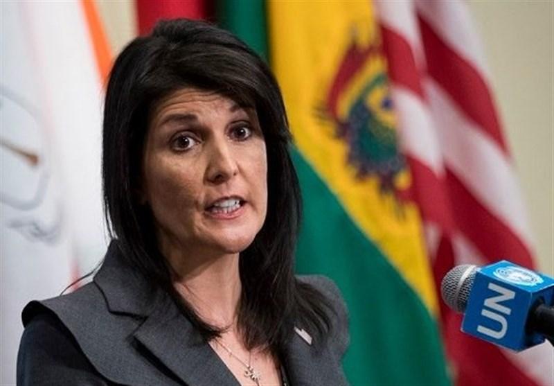 آمریکا به حمله نظامی مجدد علیه سوریه تهدید کرد