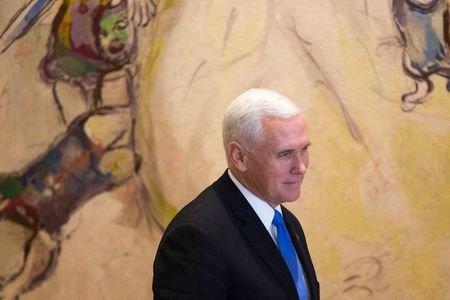مایک پنس: ترامپ دیگر توافق هسته ای ایران را تایید نمی کند