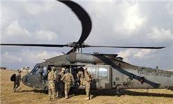 نظامیان آمریکایی بدون مجوز در سوریه