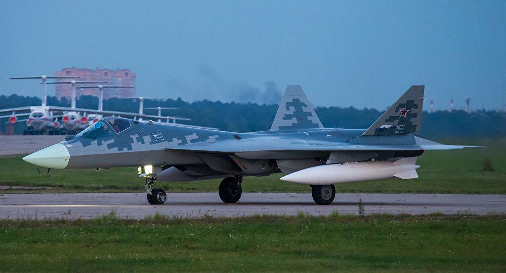 ارسال ۲ جنگنده پیشرفته روسی دیگر به پایگاه «حمیمیم» سوریه