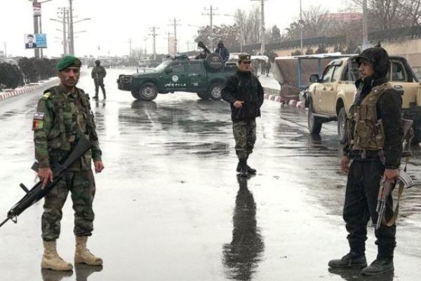 انفجار نزدیک سازمان اطلاعات افغانستان در کابل