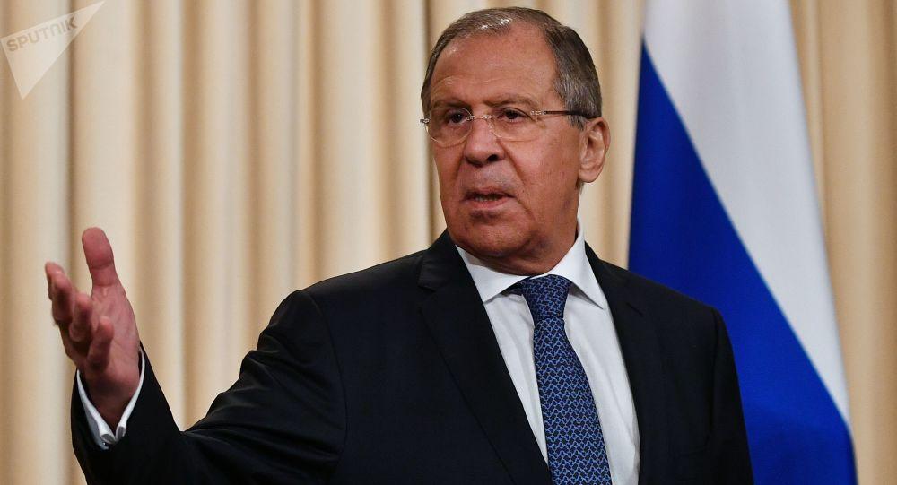 واکنش لاوروف به پیش نویس قطعنامه جدید ضد سوری در شورای امنیت